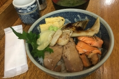Rice Bowl in Japan