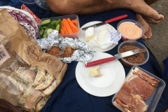 Picnic Lunch in Sydney, Australia
